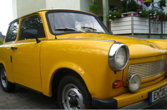 Trabant Restauration